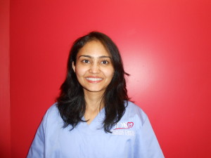 Pediatric Dental Assistant School instructor Rinal