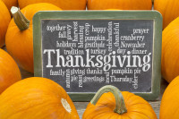 Giving Thanks – A Season of Reflection